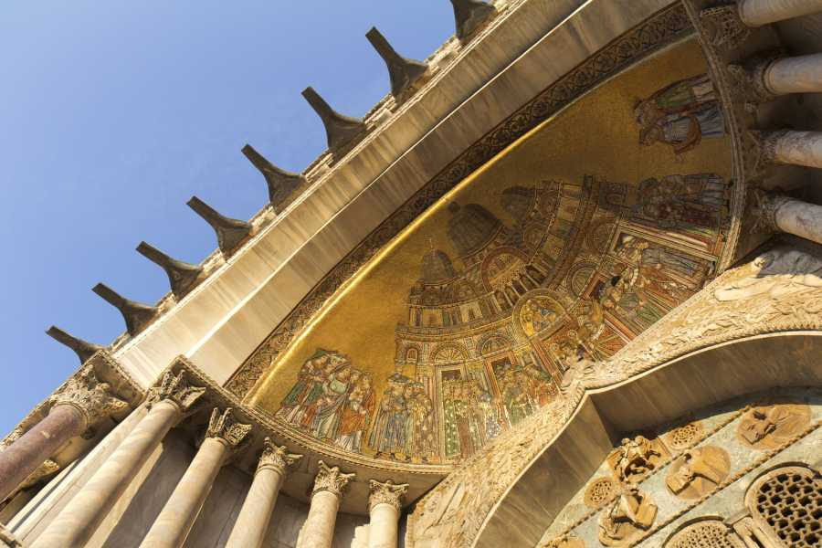 Venice Tours srl La Basílica dorada (entrada sin fila)