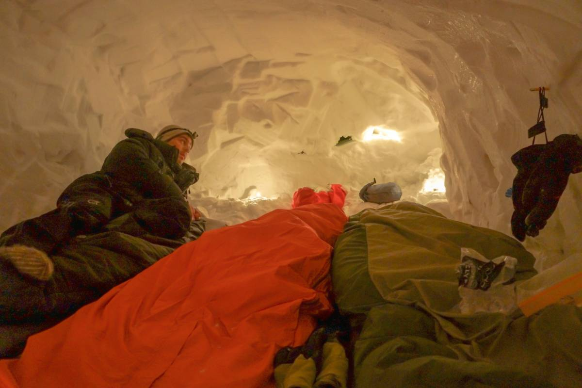 Outdoorlife Norway AS 2-day Snow Cave Trek