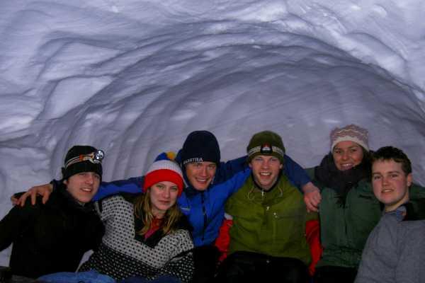 2-day Snow Cave Trek