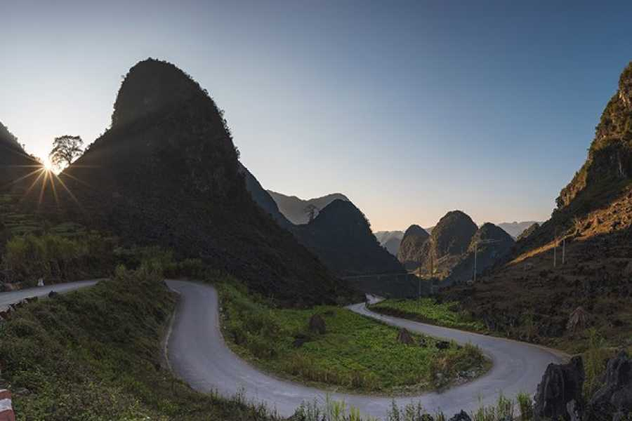 OCEAN TOURS HA GIANG Extreme North Loop 3D3N