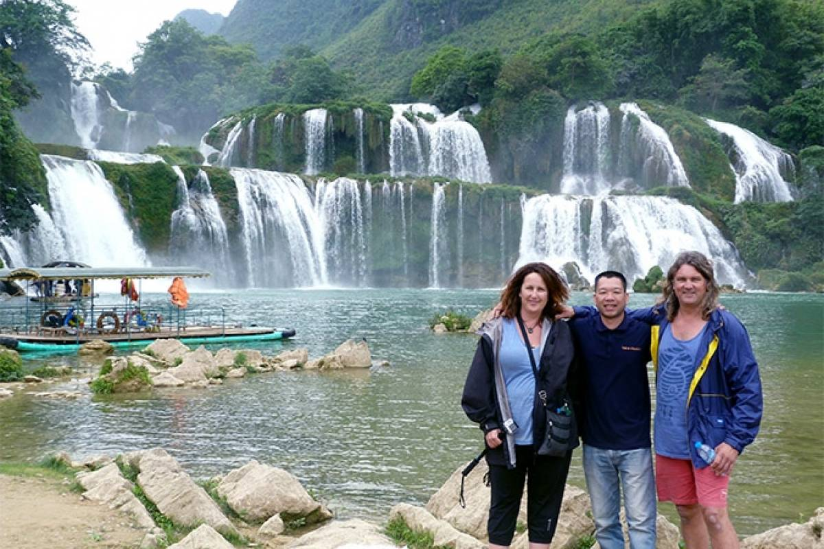 OCEAN TOURS Ba Be - Ban Gioc 3D2N (EVERY FRIDAY)