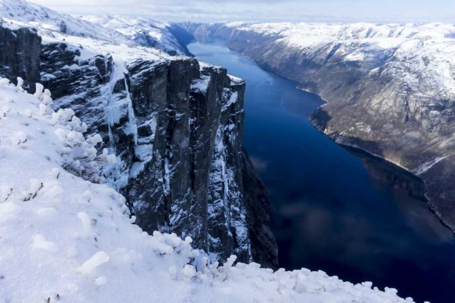 Outdoorlife Norway AS 3-day Kjerag Winter Expedition