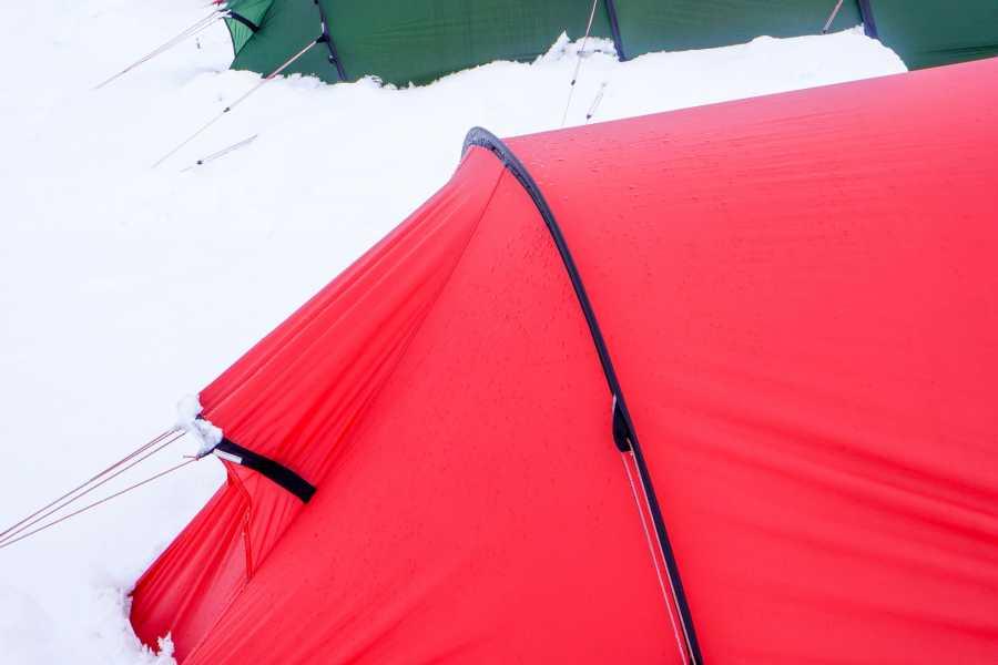 Outdoorlife Norway AS 3-day Kjerag Winter Basecamp Trek