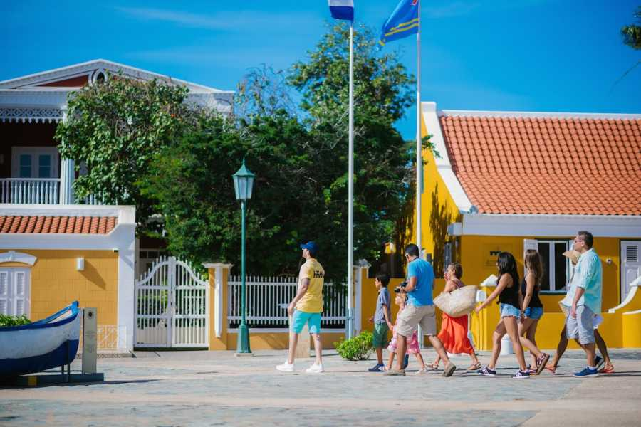 Aruba Downtown Walking Tours Downtown (City) Walking Tour