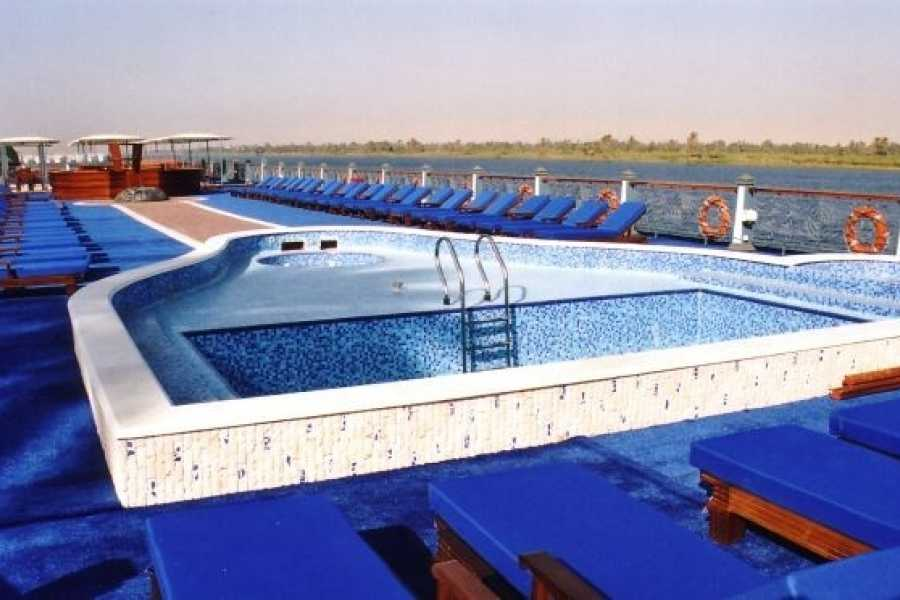 EMO TOURS EGYPT Egypt Nile Cruise trips from Aswan to Luxor on Princess Sarah