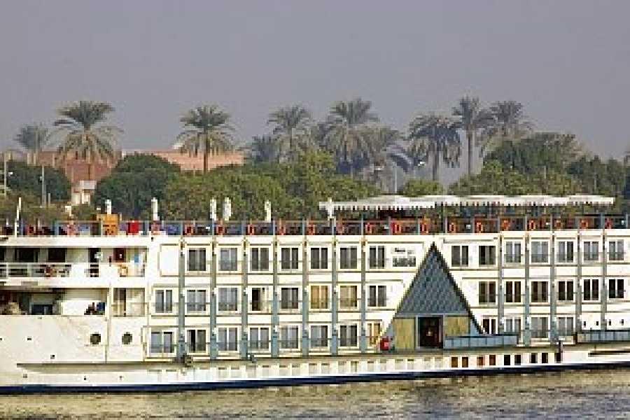 EMO TOURS EGYPT Presupuesto Egipto Crucero Nilo de Asuán a Luxor en Princess Sarah