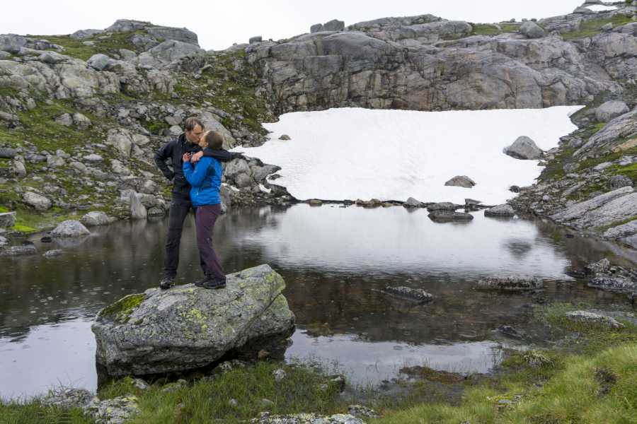 Outdoorlife Norway AS 5-Day Lysefjord Trek