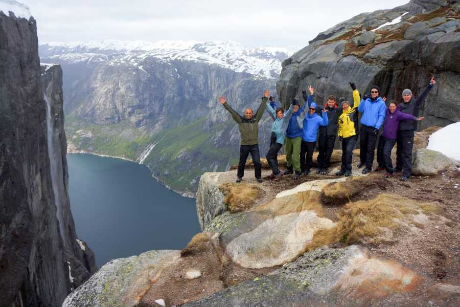 Outdoorlife Norway AS Kjerag Preseason Hike