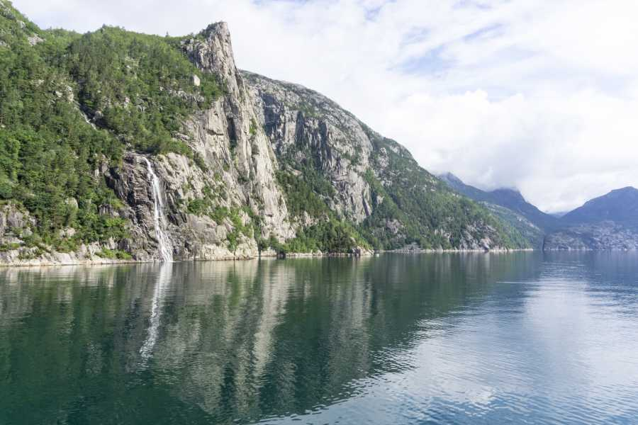 Outdoorlife Norway AS Flørli Stairway Day Hike & Lysefjord