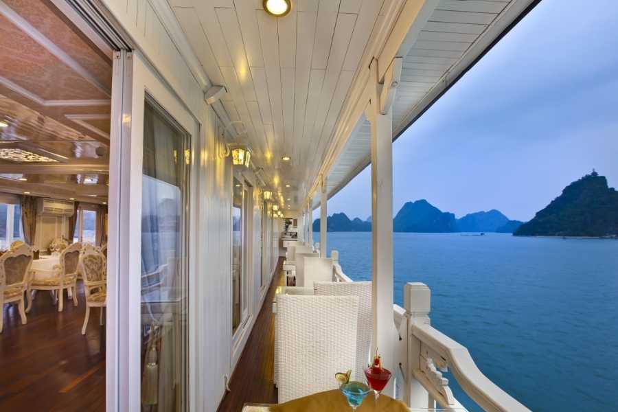 Friends Travel Vietnam Signature Cruise  | Halong Bay 3D2N