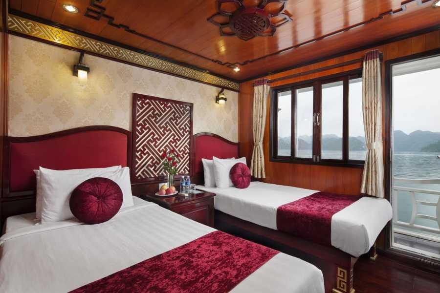 Friends Travel Vietnam Rosa Cruise | 2D1N Halong Bay