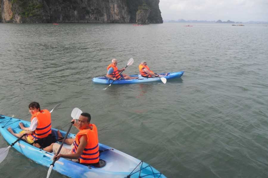 Friends Travel Vietnam Amira Cruise  | Ha Long Bay 2D1N