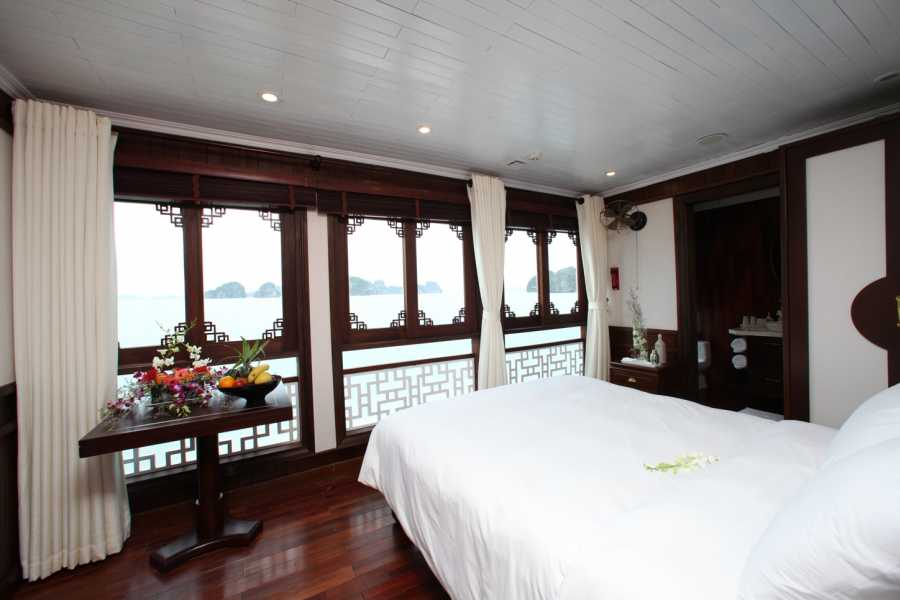 Friends Travel Vietnam Au Co Cruise  | Halong Bay 3D2N