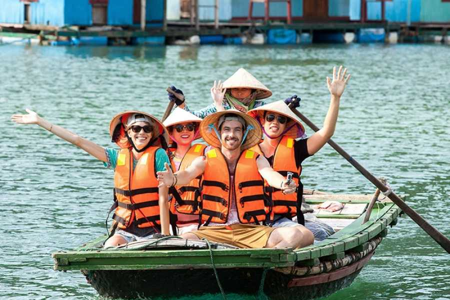 Friends Travel Vietnam Bhaya Cruise | Halong Bay 2D1N