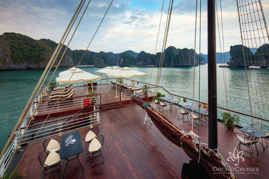 Friends Travel Vietnam Orchid Cruise | Lan Ha Bay 2D1N