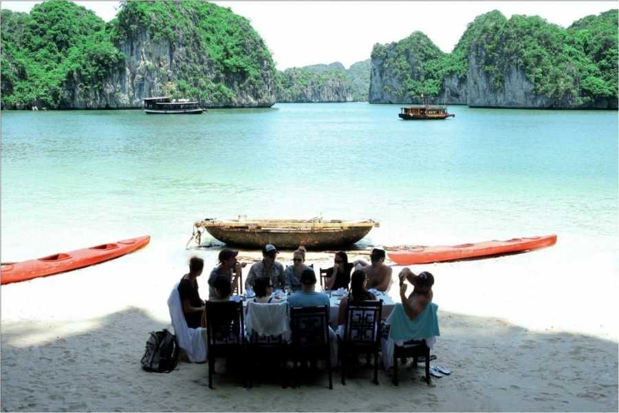 Friends Travel Vietnam Paloma Cruise  | Halong Bay 3D2N