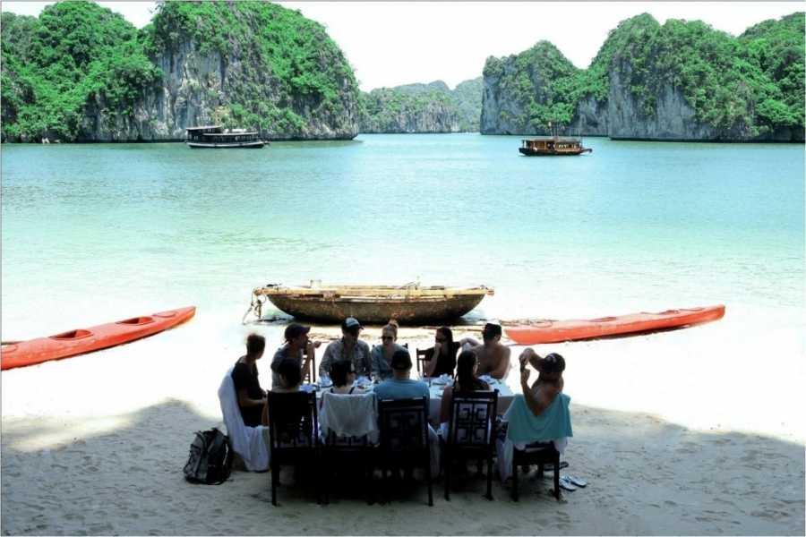 Friends Travel Vietnam Paloma Cruise  | Halong Bay 3D2N