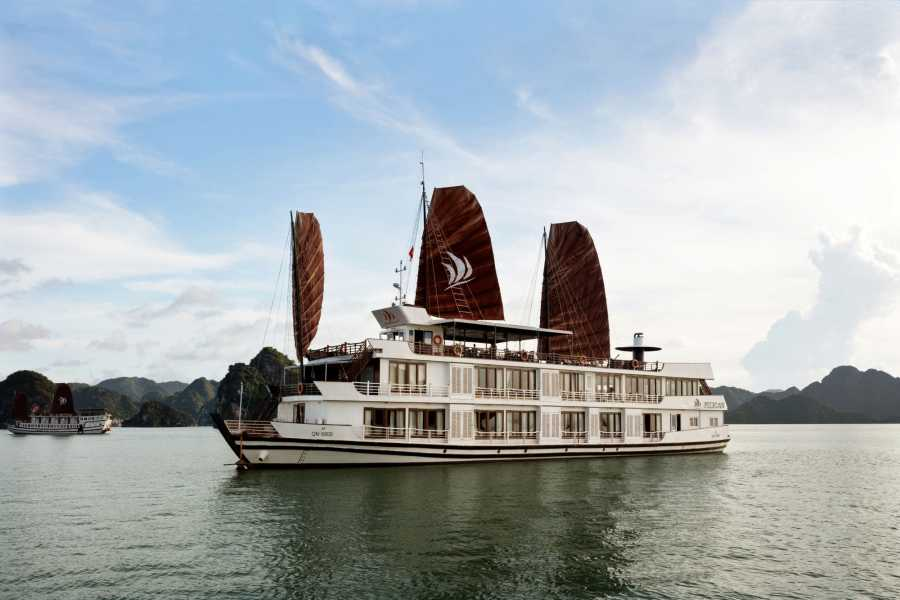 Friends Travel Vietnam Pelican Cruise  | Halong Bay 3D2N
