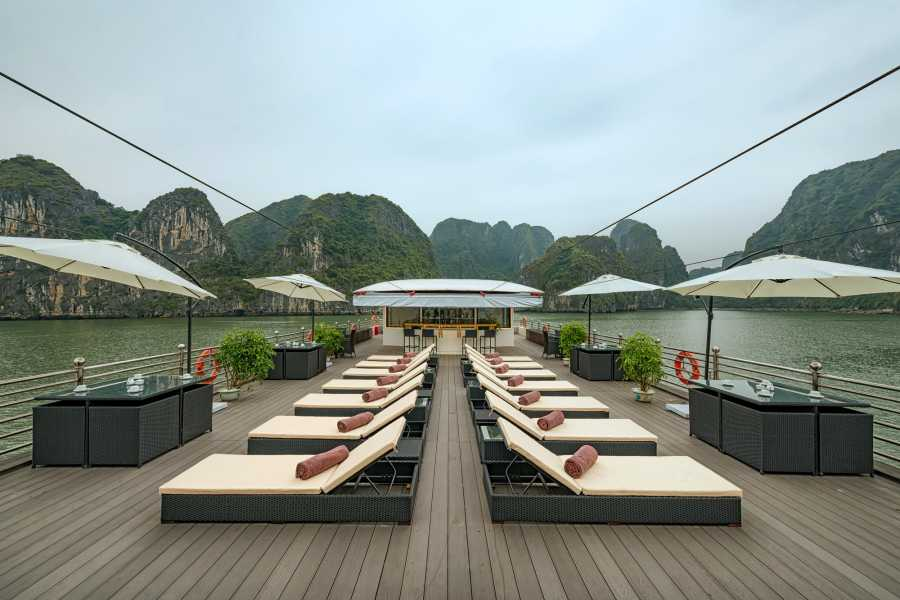 Friends Travel Vietnam La Vela Premium Cruise | Halong Bay 2D1N