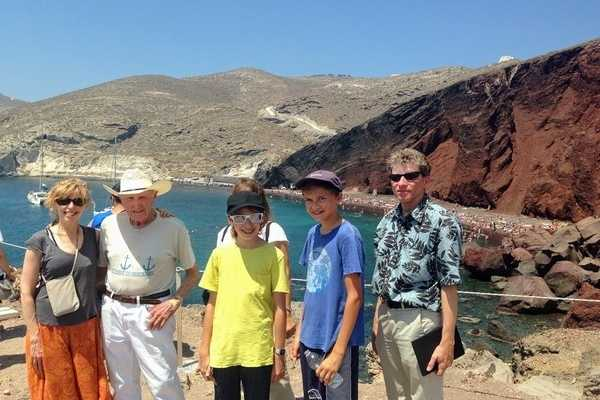 5-Hour Private Tour of Santorini's South Side