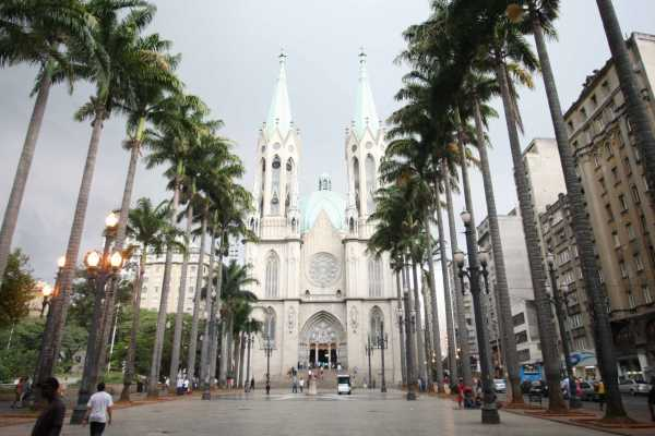 2 City Tour with a visit to the Center, City Market, Paulista and Jardins (5h)