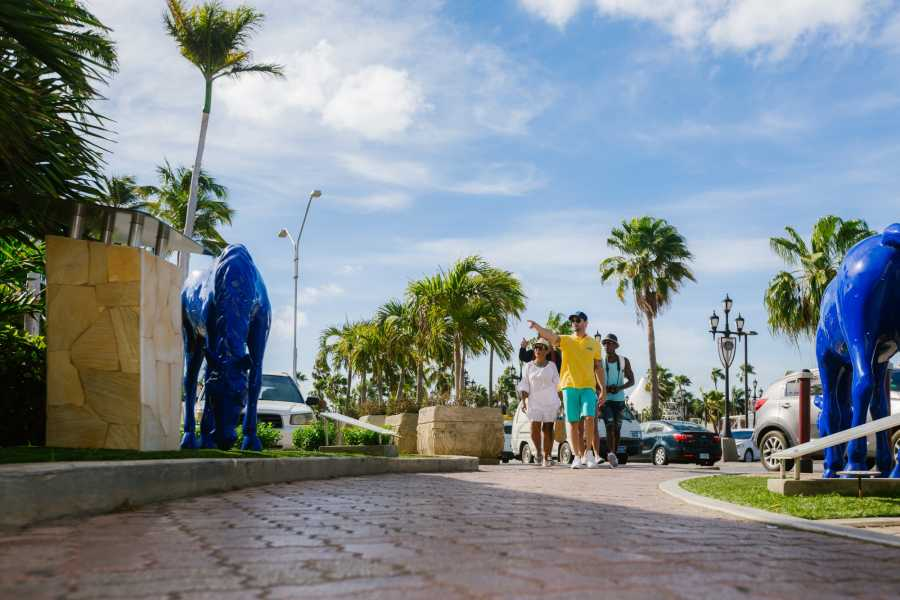 Aruba Downtown Walking Tours Private Walking Tour