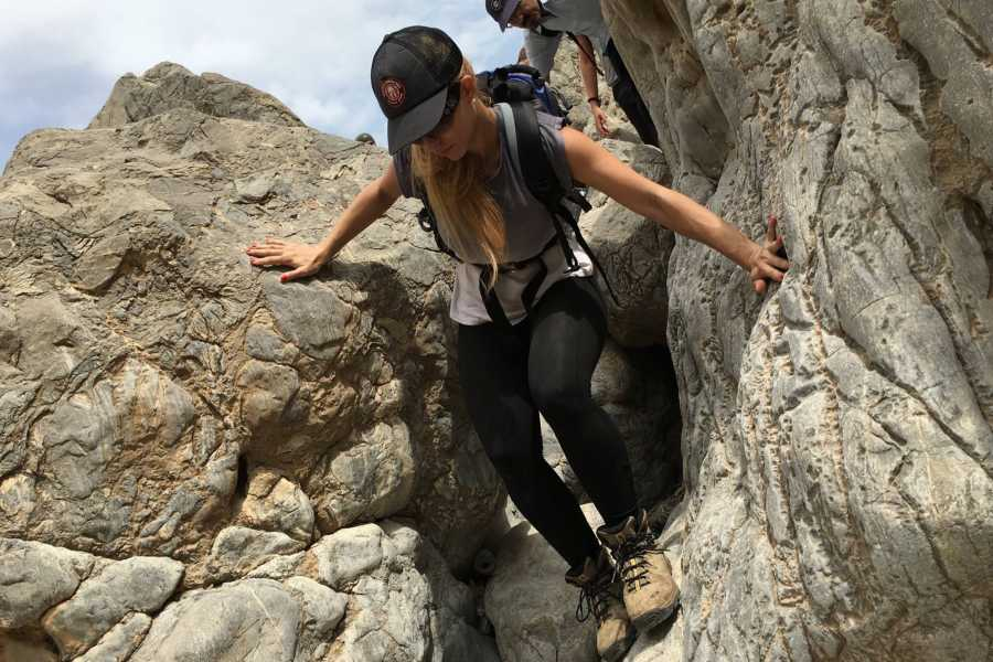 Adventurati Outdoor Obstacle Challenge Hike - UAE - Intermediate