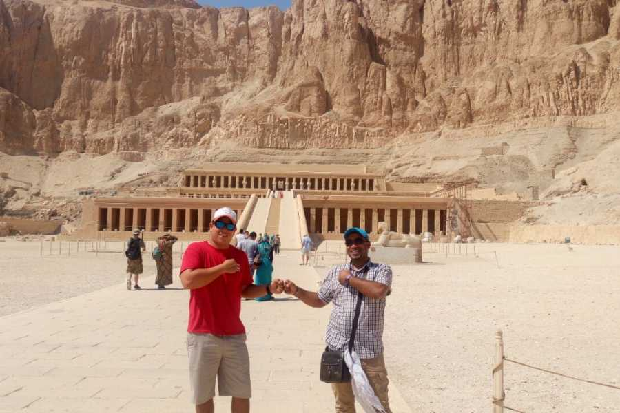 EMO TOURS EGYPT ÄGYPTEN FERIENWOHNUNG ANGEBOT FÜR 3 TAGE 2 NÄCHTE CAIRO & LUXOR