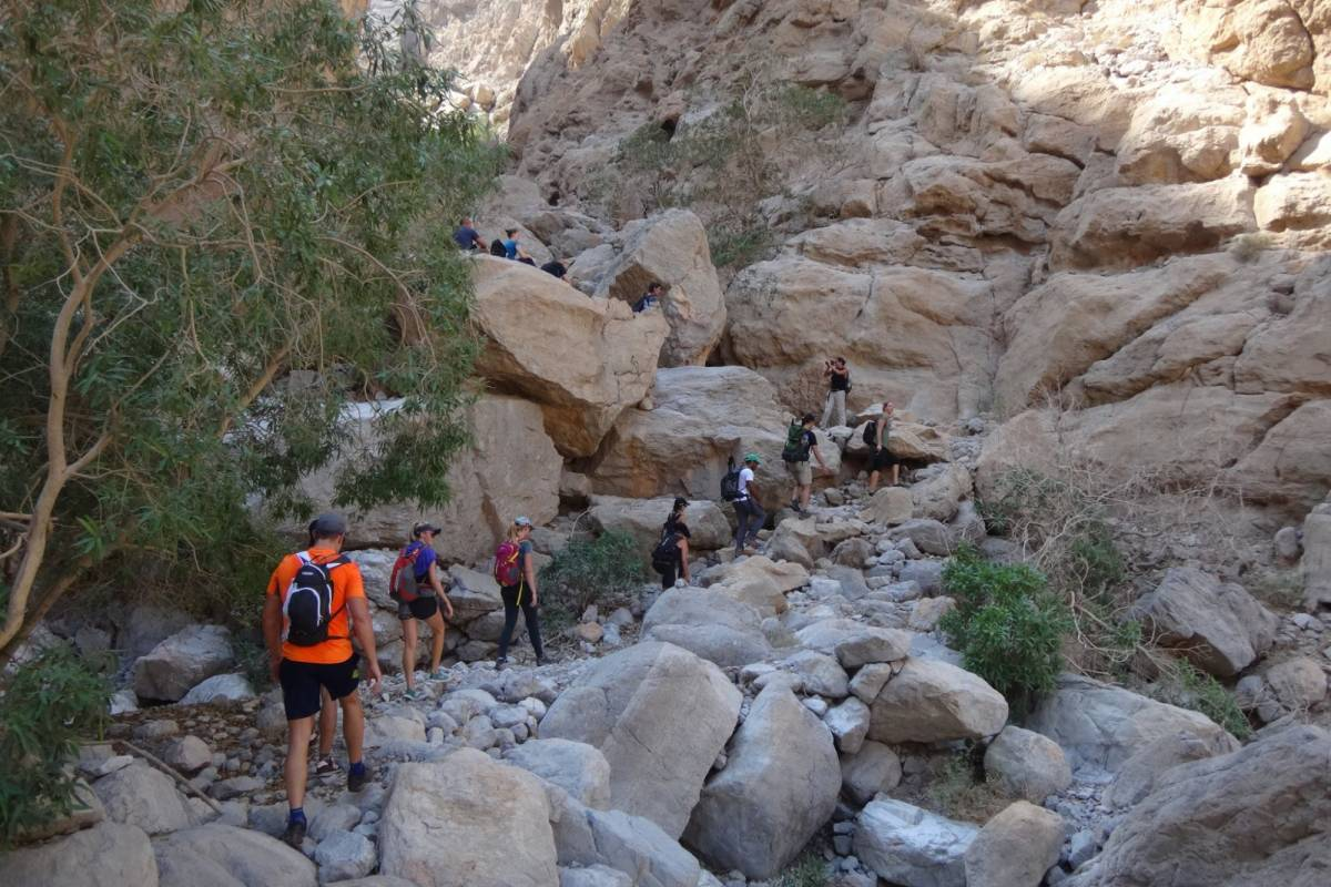 Adventurati Outdoors Stairway to Sheri - UAE
