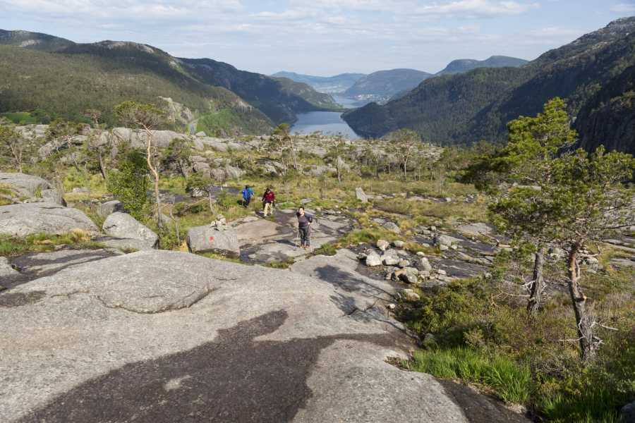 Outdoorlife Norway AS Half-Day Lysefjord View Hike
