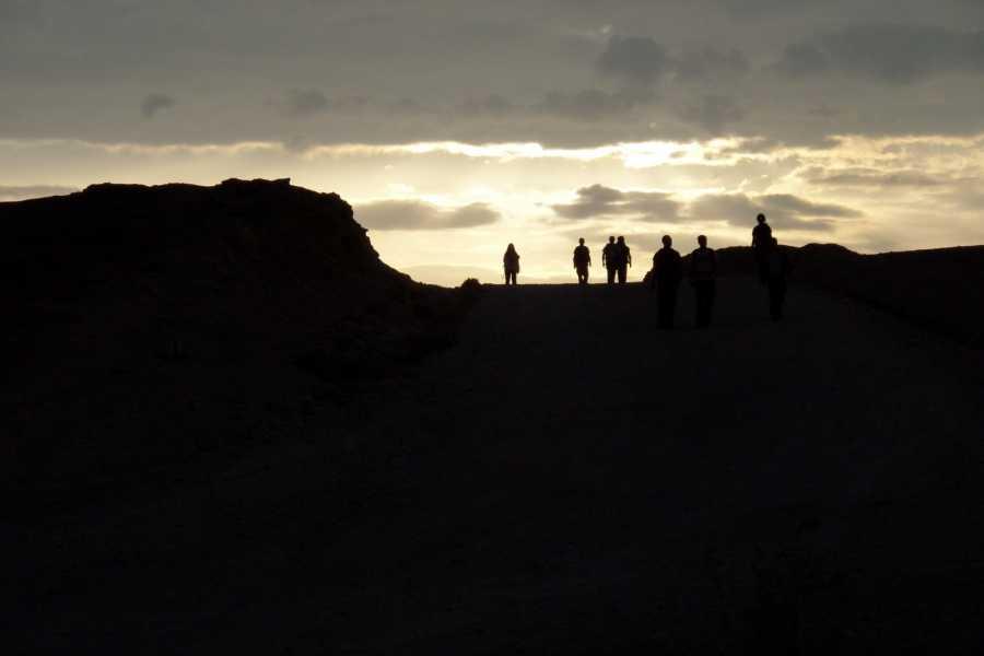 Wild-Trails Trekking w Izraelu - Szlak Morza Martwego