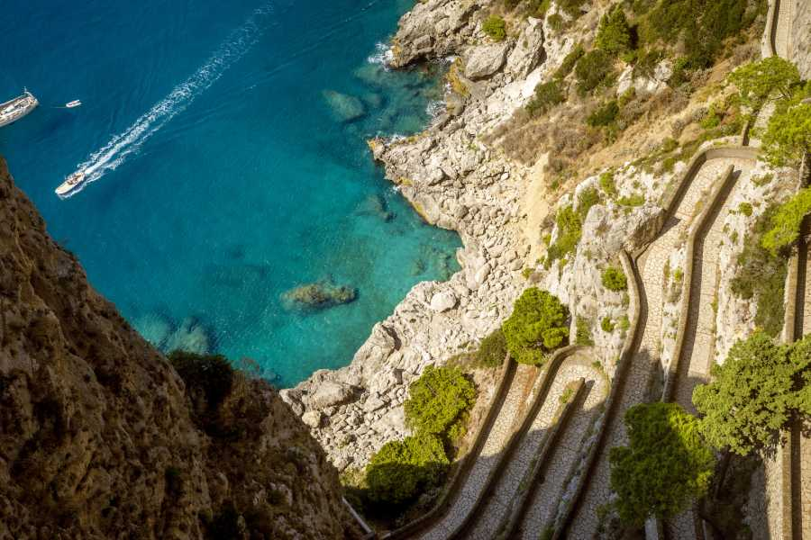 Travel etc Amalfi Coast e Capri Island Overnight Tour from Naples
