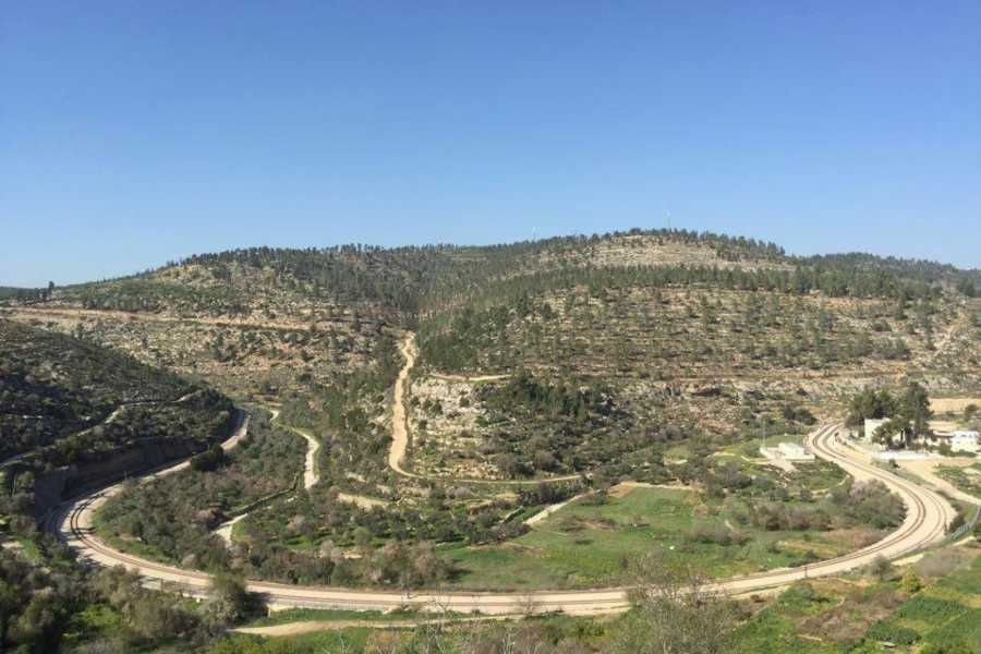 Siraj Center 6 May 2018, Sunday. Battir Sunset Hike