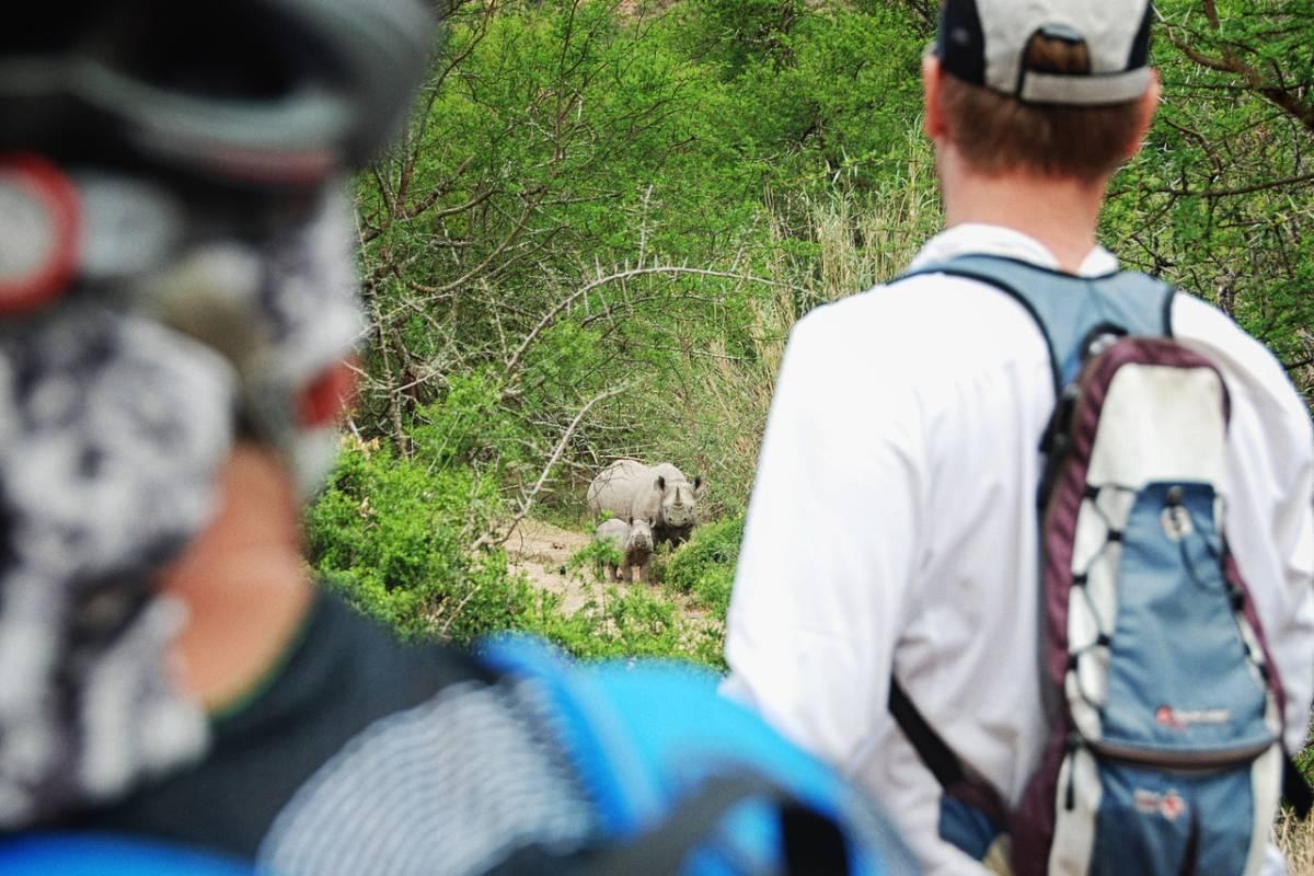 Toerboer 2018 Kruger Mountain Bike Adventure