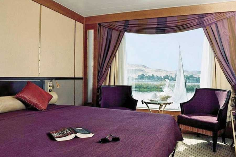 EMO TOURS EGYPT BUDGET EGYPT NILE CRUISE TRIP FROM ASWAN TO LUXOR FOR 4 DAYS 3 NIGHTS ON MS Alyssa