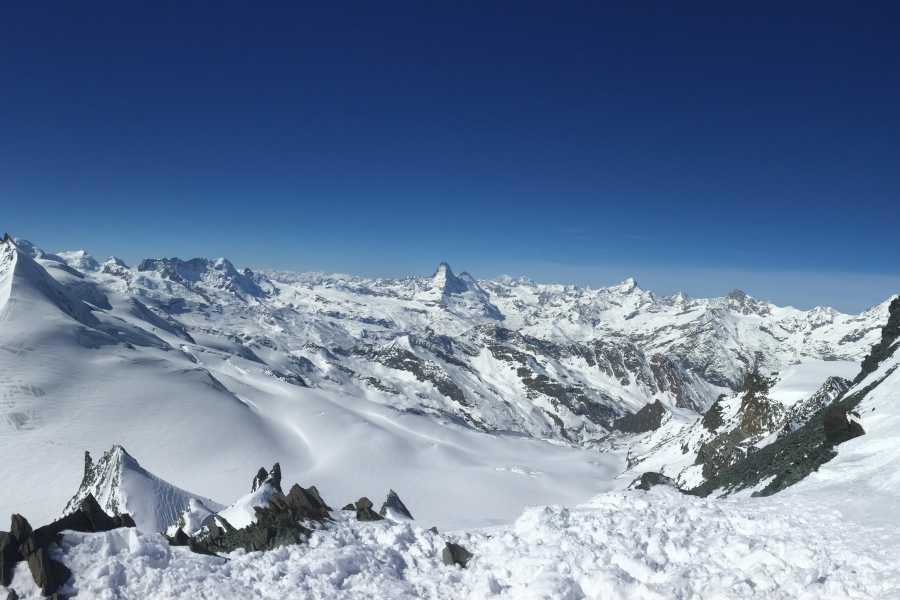 Saas-Fee Guides Skitour Allalinhorn 4027m