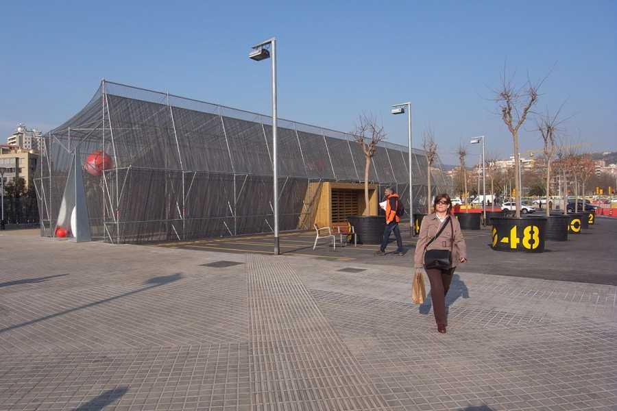 BARCELONA ARCHITECTURE WALKS BARCELONA & THE FUTURE. Regular