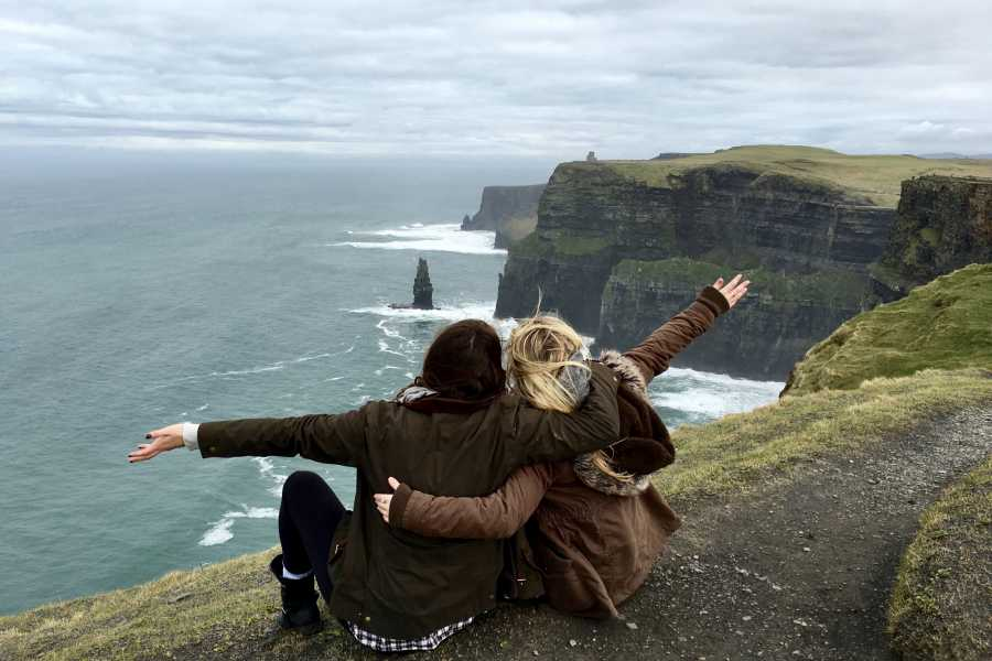 Bus2Alps AG Ireland Coast 2 Coast