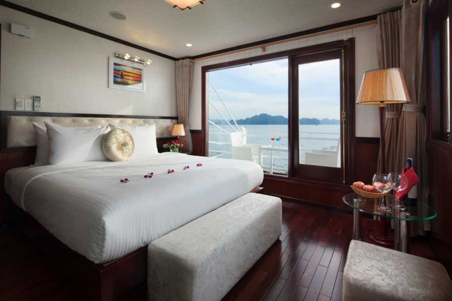 Friends Travel Vietnam Silver Sea Cruise | Halong Bay 3D2N