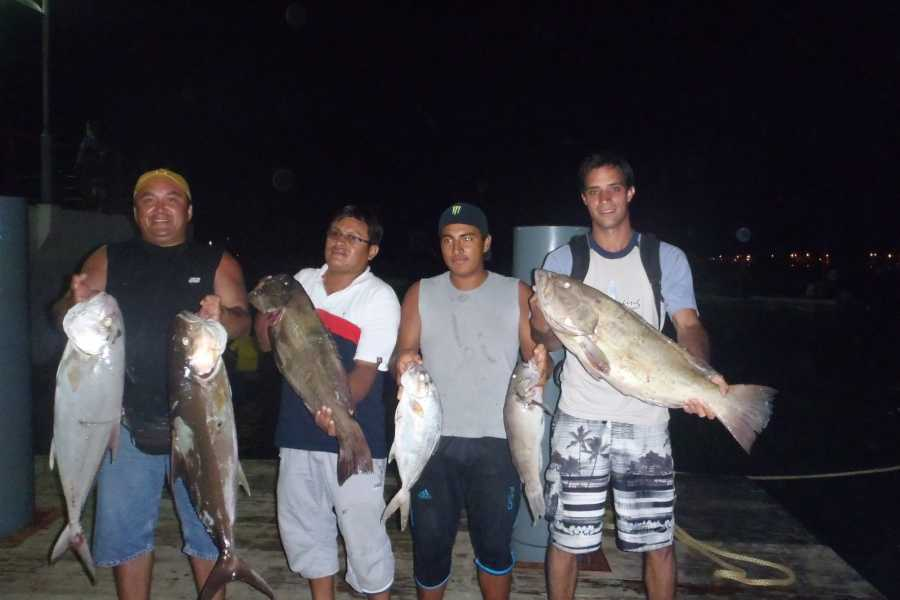 PALO SANTO TRAVEL FISHING TOUR IN ECUADOR