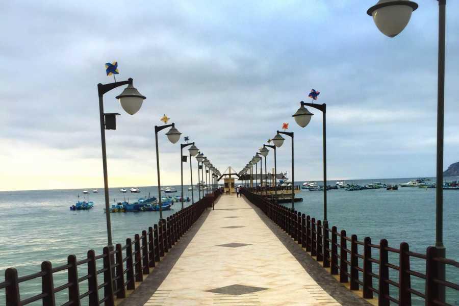 PALO SANTO TRAVEL COASTAL TOUR | SALANGO ISLAND | SNORKEL | PUERTO LOPEZ | ECUADOR