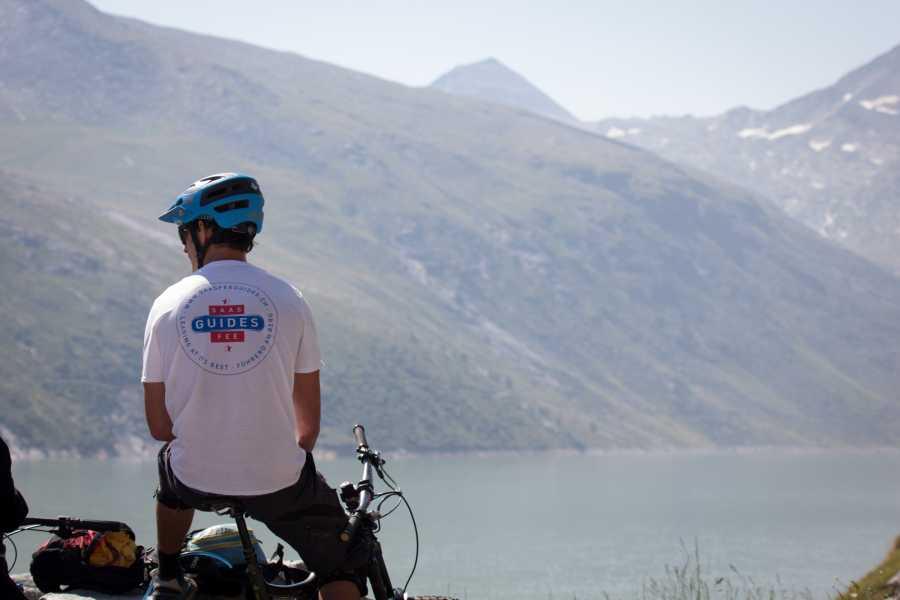 Saas-Fee Guides Mountain biking