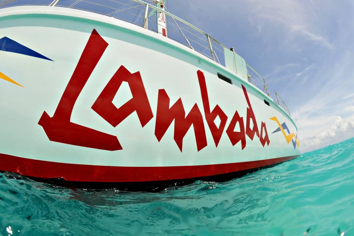 Aqua Mania Adventures LAMBADA LIMITED EDITION DAY SAIL
