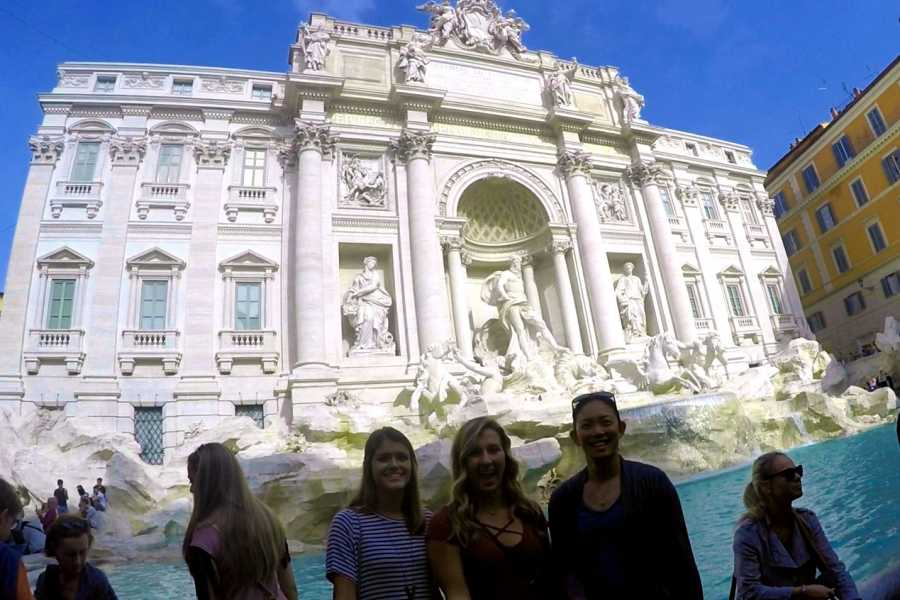 Italy on a Budget tours ROME IN A DAY walking tour