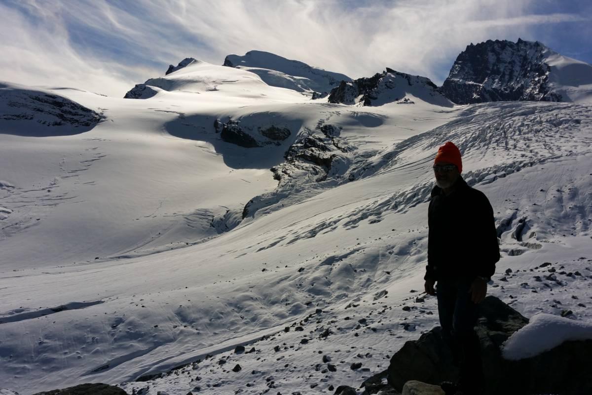 Saas-Fee Guides Gletscher Safari - Sommer Gletschertrekking
