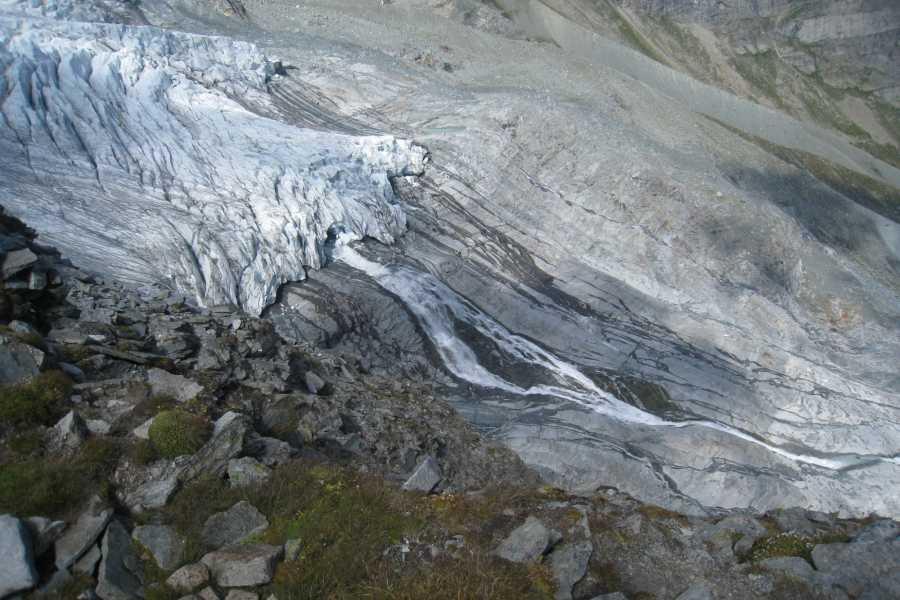 Saas-Fee Guides Glacier Safari - Summer glacier trekking