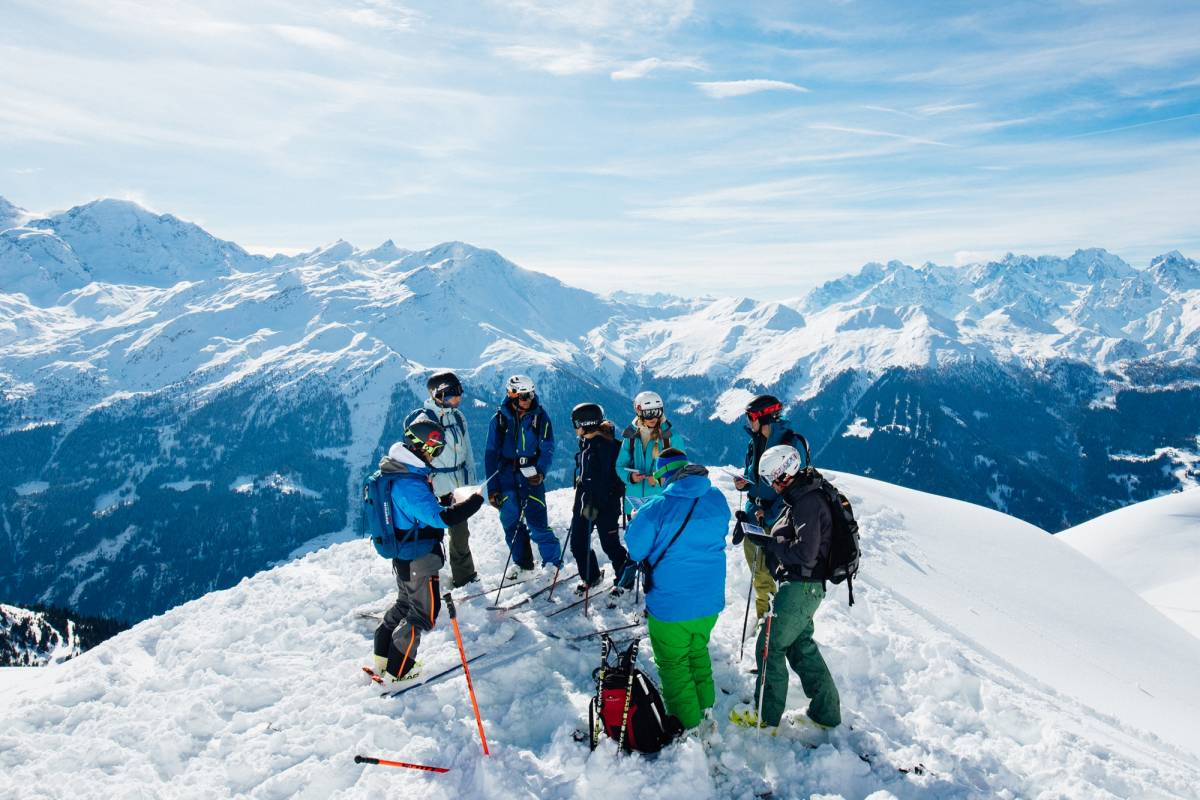 Saas-Fee Guides ISTA Discovery