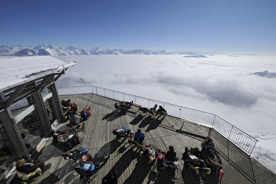 Interlaken Tourismus Enjoy Winter on the Stockhorn