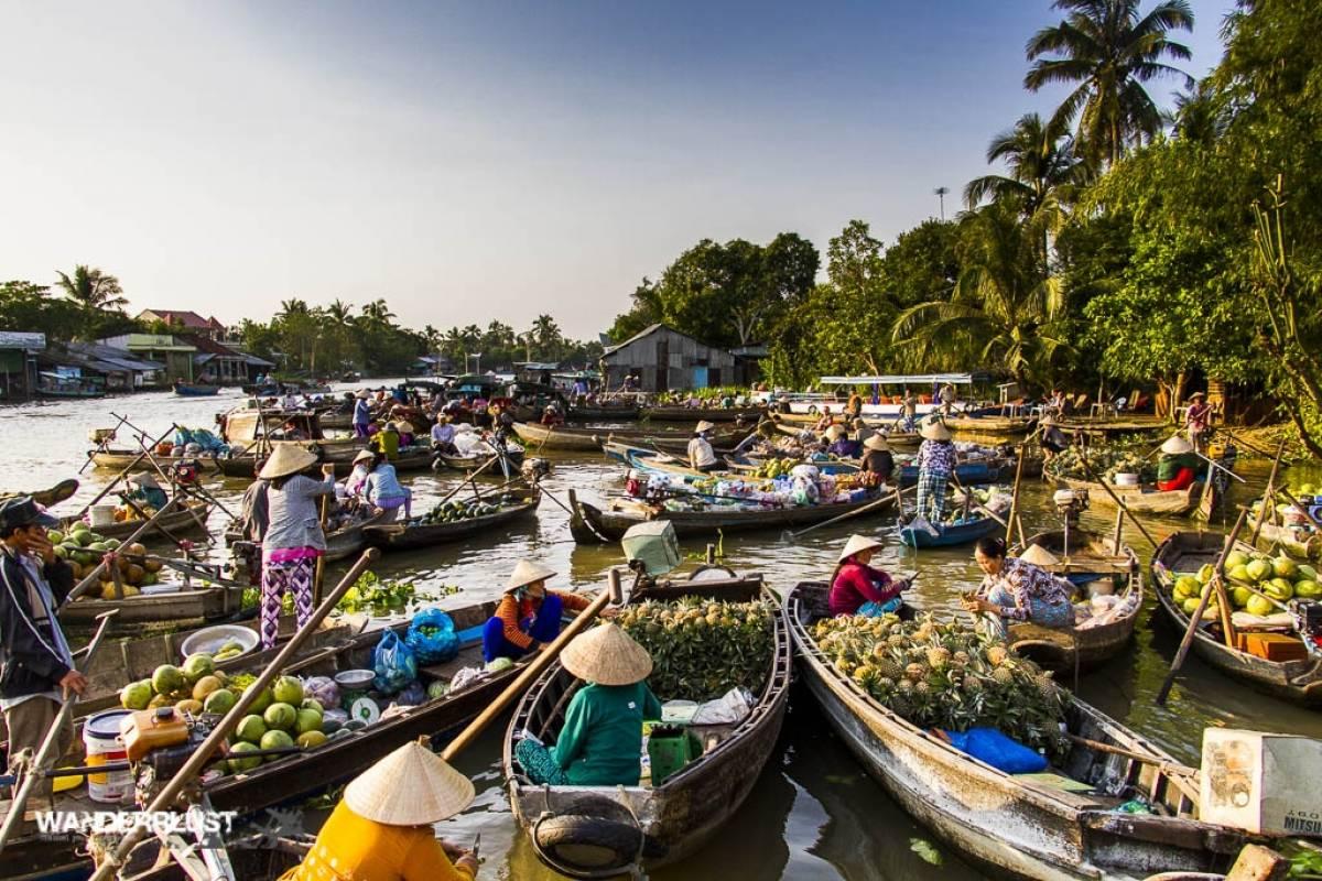 OCEAN TOURS 15D/15N FIRST CLASS VIETNAM & CAMBODIA