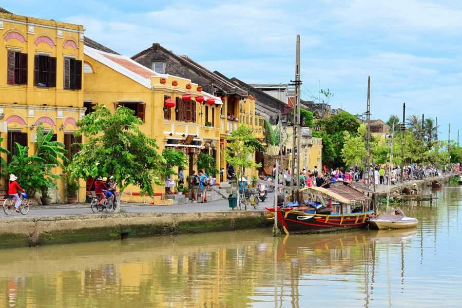 OCEAN TOURS VIETNAM & CAMBODIA Lux private